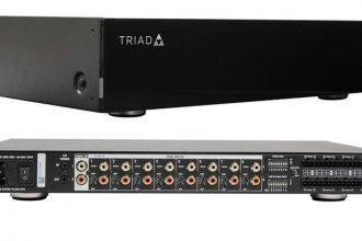 Triad amps