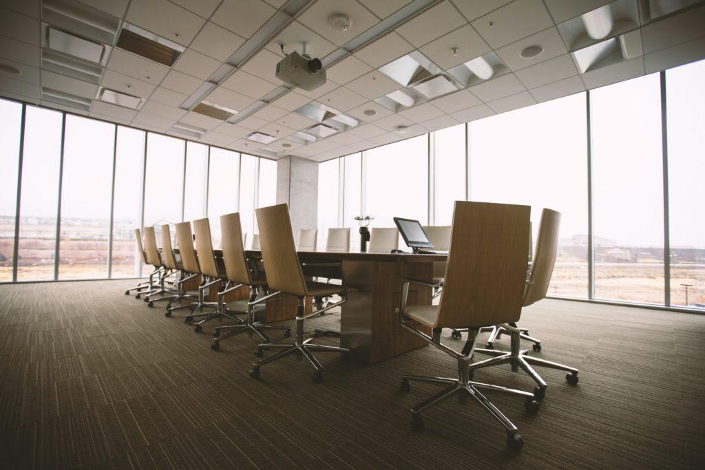 boardroom projector